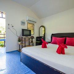 Отель Nid's Bungalows комната для гостей