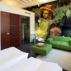 Отель Kruisherenhotel Maastricht Маастрихт комната для гостей фото 3