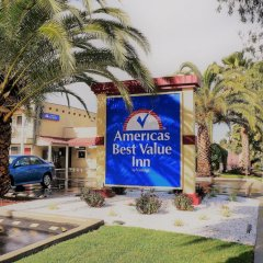 Отель Americas Best Value Inn-Milpitas/Silicon Valley