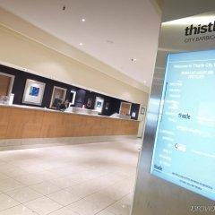 Отель Thistle Barbican Shoreditch питание фото 3
