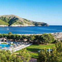 Отель Thb Cala Lliteras Испания, Кала Ратьяда - отзывы, цены и фото номеров - забронировать отель Thb Cala Lliteras онлайн пляж