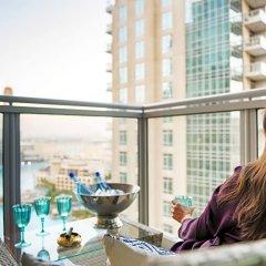 Отель Dream Inn Dubai - Burj Residences балкон фото 2