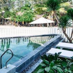 Отель Santa Villa Hoi An бассейн