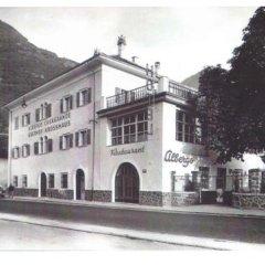 Отель Albergo Casagrande Лаивес парковка