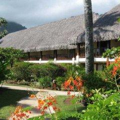 Отель Manava Beach Resort and Spa Moorea Французская Полинезия, Папеэте - отзывы, цены и фото номеров - забронировать отель Manava Beach Resort and Spa Moorea онлайн фото 3
