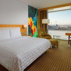 Отель Le Meridien Cairo Airport комната для гостей фото 3