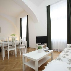 Отель Old Town Residence Чехия, Прага - 8 отзывов об отеле, цены и фото номеров - забронировать отель Old Town Residence онлайн комната для гостей