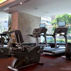 Отель AETAS residence Таиланд, Бангкок - 2 отзыва об отеле, цены и фото номеров - забронировать отель AETAS residence онлайн фитнесс-зал