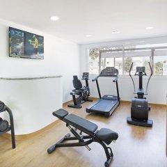 Отель Grupotel Ibiza Beach Resort - Adults Only фитнесс-зал
