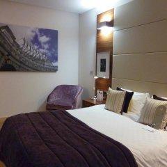 Отель Park Plaza County Hall London 4* Стандартный номер с различными типами кроватей