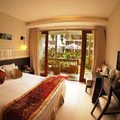 Отель Vinh Hung Emerald Resort Хойан комната для гостей фото 3