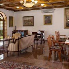 Отель Villa Belvedere Сербия, Белград - отзывы, цены и фото номеров - забронировать отель Villa Belvedere онлайн питание фото 3