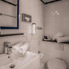 Comfort Hotel Frankfurt Central Station ванная