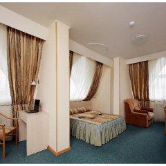 Гостиница Колибри Стандартный номер с двуспальной кроватью фото 7