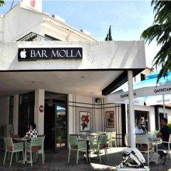 Hotel Molla питание