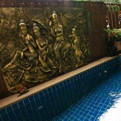 Отель Nicha Residence бассейн