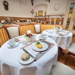 Boutique Hotel Constans Prague питание