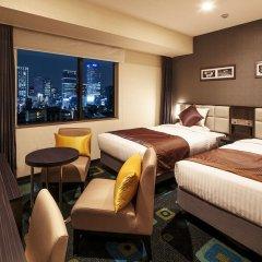 Отель MYSTAYS PREMIER Akasaka Япония, Токио - отзывы, цены и фото номеров - забронировать отель MYSTAYS PREMIER Akasaka онлайн комната для гостей фото 2