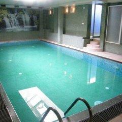 Отель City Code Spa бассейн