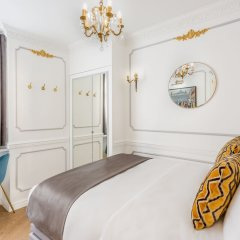 Отель Luxury 2 bedroom 2.5 bathroom Louvre Франция, Париж - отзывы, цены и фото номеров - забронировать отель Luxury 2 bedroom 2.5 bathroom Louvre онлайн фото 22