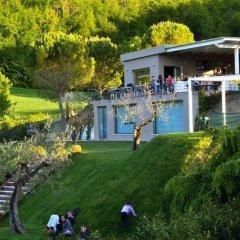 Отель Fontepino Сполето помещение для мероприятий фото 2