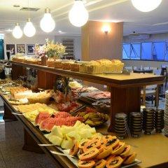 Отель Constantino Hotel Бразилия, Жуис-ди-Фора - отзывы, цены и фото номеров - забронировать отель Constantino Hotel онлайн питание фото 2