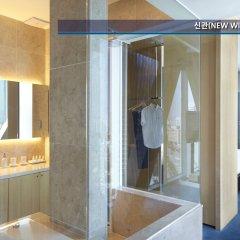 Отель Eldis Regent Hotel Южная Корея, Тэгу - отзывы, цены и фото номеров - забронировать отель Eldis Regent Hotel онлайн ванная фото 2