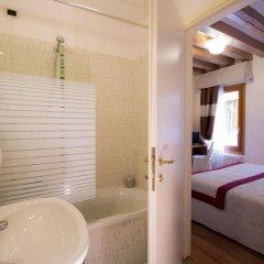 Отель Antigo Trovatore Венеция ванная