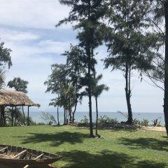 Отель Beachside Boutique Resort пляж