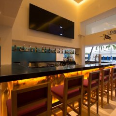 Отель Occidental Costa Cancún All Inclusive Мексика, Канкун - 12 отзывов об отеле, цены и фото номеров - забронировать отель Occidental Costa Cancún All Inclusive онлайн гостиничный бар