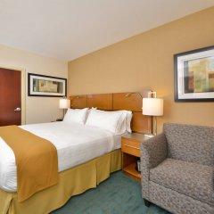 Отель Holiday Inn Express Kennedy Airport США, Нью-Йорк - 2 отзыва об отеле, цены и фото номеров - забронировать отель Holiday Inn Express Kennedy Airport онлайн комната для гостей