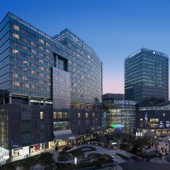 Отель Courtyard By Marriott Seoul Times Square фото 7