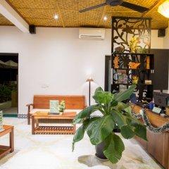 Отель Hoi An Corn Riverside Villa интерьер отеля фото 3