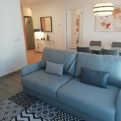 Отель Aura Park Aparthotel Оспиталет-де-Льобрегат комната для гостей фото 5