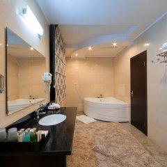 Отель Jannat Regency Бишкек ванная