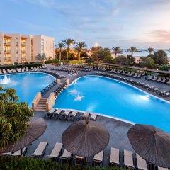 Отель Barcelo Fuerteventura Thalasso Spa Коста-де-Антигва бассейн фото 2