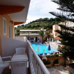 Отель Planos Beach балкон