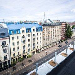 Hestia Hotel Jugend балкон