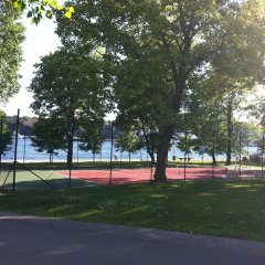 Hotel Skeppsholmen спортивное сооружение