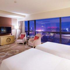 Renaissance Chengdu Hotel комната для гостей фото 2