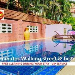 Отель Baan Kanittha - 4 Bedrooms Private Pool Villa бассейн
