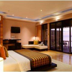 Отель Adaaran Prestige Vadoo комната для гостей фото 5