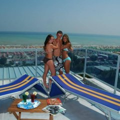 Отель Camay Италия, Риччоне - отзывы, цены и фото номеров - забронировать отель Camay онлайн балкон