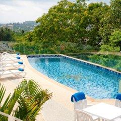 Отель Shanaya Residence Ocean View Kata Пхукет бассейн фото 2