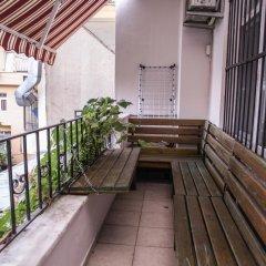 Апартаменты Salim Bey Apartments балкон