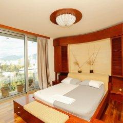 Отель Luxury European Trade Center Apartment Албания, Тирана - отзывы, цены и фото номеров - забронировать отель Luxury European Trade Center Apartment онлайн комната для гостей фото 3