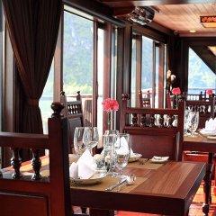 Отель Pelican Halong Cruise питание фото 3