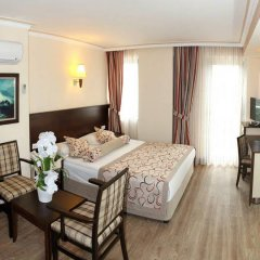 Hane Sun Hotel Сиде комната для гостей фото 2