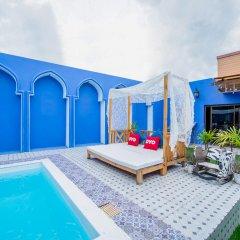 Отель The Panwa Guesthouse бассейн