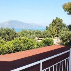 Hotel Nika Horizonti балкон
